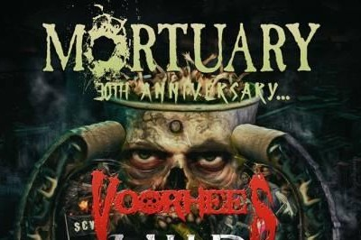 Mortuary 30th anniversary à Pagney Derriere Barine