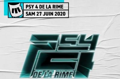 Marsatac 2020 Psy 4 de la Rime à Marseille