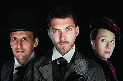Sherlock Holmes & le Mystère de la Vallée de Boscombe à Bellerive sur Allier