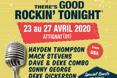 Good Rockin' Tonight 2020