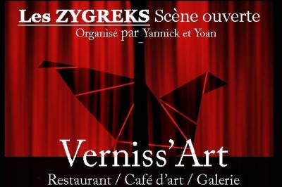 Les Zygreks à Grenoble