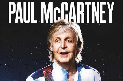 Paul Mccartney à Villeneuve d'Ascq