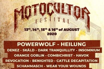 Motocultor Festival 2020