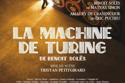La Machine De Turing à Paris 8ème