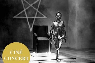 Ciné-concert Metropolis à Lyon