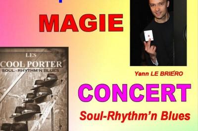 3 Heures De Spectacle Magie - Concert à Montlouis sur Loire