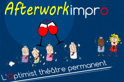 Afterwork Impro à Avignon