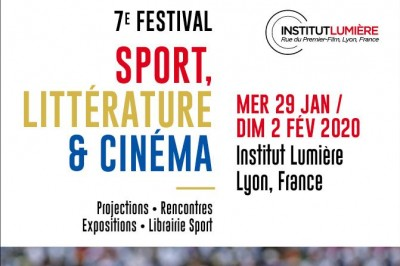 7e édition du festival Sport, Litterature et Cinema 2020