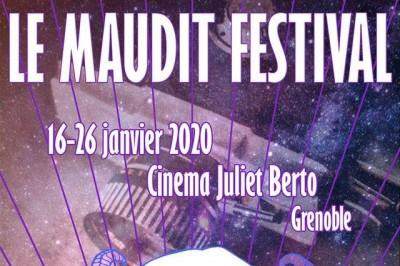 Festival des Maudits Films 2020