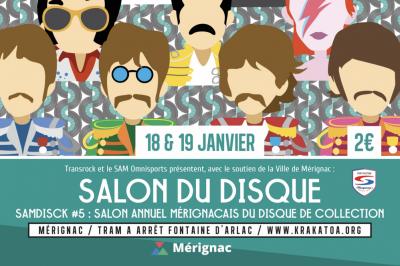 Samdisck : Salon Annuel Mérignacais Du Disque De Collection 2020