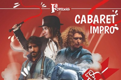 Cabaret-Impro à Aix en Provence