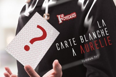 Carte Blanche à Aurélie à Aix en Provence