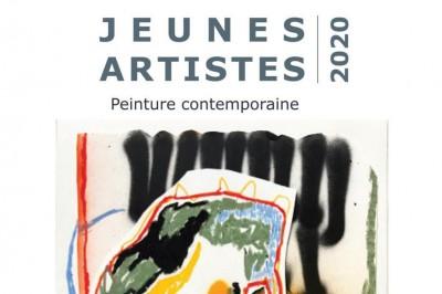 Jeunes Artistes 2020 - Peinture contemporaine à Strasbourg