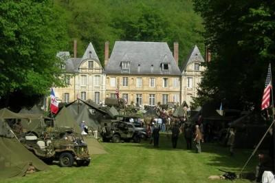 Les Commémorations du 8 mai 1945 à Duclair