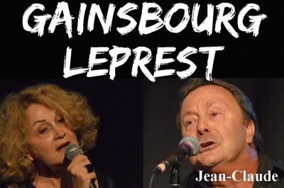 Gainsbourg et Leprest à Lablachere