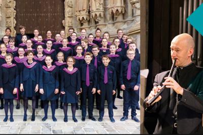 Festival Agapé Reims 2020 - Concert d'ouverture - Concertos et Gloria de Vivaldi - En première mondiale : Kyrie-Christe en double choeur d'Antonio Caldara
