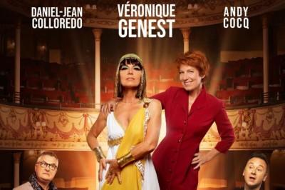 Gina et Cléôpatre Avec Véronique Genest à Villeparisis