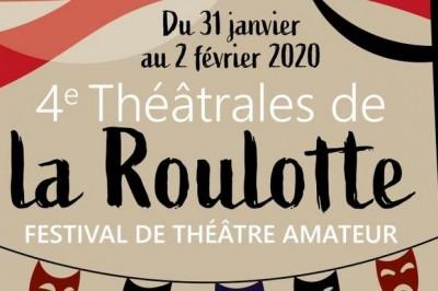 Théâtrales de La Roulotte 2020