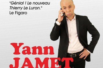 Yann Jamet à Ergue Gaberic