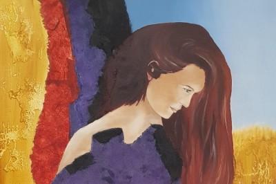 Expo AVRIL : Martine Bossou (Peinture) à Nantes