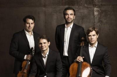 Quatuor Modigliani à Nancy
