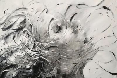 Expostion peintures d'Ewa Hauton à Bordeaux