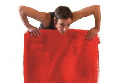 Rouge... Inventions pour opéra et pots de peinture à Gravelines