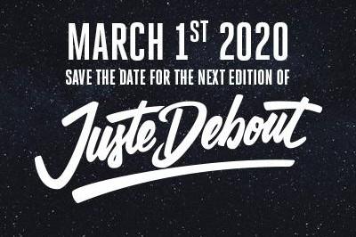 Finale Juste Debout 2020 à Paris 12ème