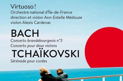 Virtuoso ! Bach l'éternel et le romantique Tchaïkovski à L'Hay les Roses
