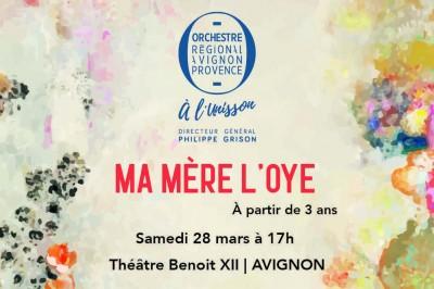 Ma mère l'Oye à Avignon