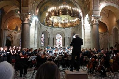 Mendelssohn Bruckner Schubert à Lyon