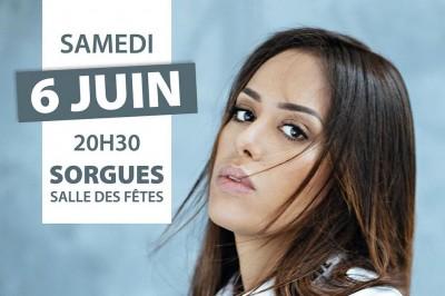 Amel Bent - Concert L'autre Tour à Sorgues