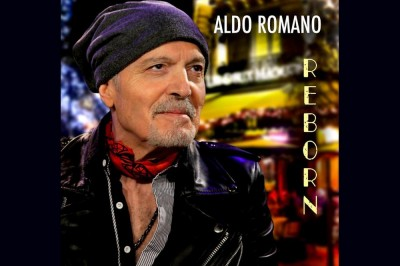 Aldo Romano - Reborn sortie d'album à Les Lilas