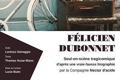 Félicien Dubonnet à Toulouse