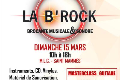 La B'rock -brocante Musicale&sonore à Saint Mammes