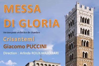 Messa di Gloria de Puccini à Versailles