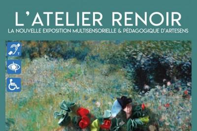 L'atelier Renoir à Cadenet
