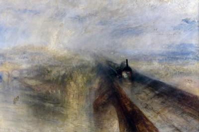 Pluie, vapeur, vitesse à Marseille