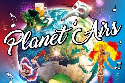 Planet'airs Spectacle Musical, Chorégraphique Et Théâtral à Menton