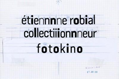 Etienne Robial, Collectionneur à Marseille