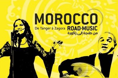 Morocco Road-Music I De Tanger à Zagora à Tourcoing