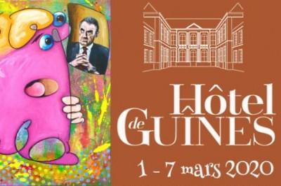 Exposition collective de peinture des Rosati à Arras