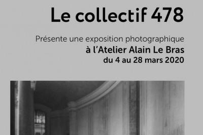 Le Collectif 478 s'expose à Nantes