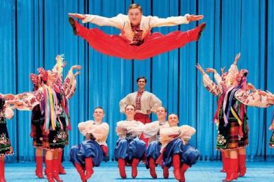 Virsky - Ensemble National d'Ukraine à Orléans