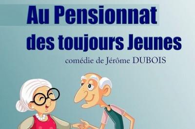Au pensionnat des toujours jeunes à Dijon