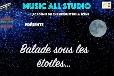 Ballade sous les étoiles à Dijon