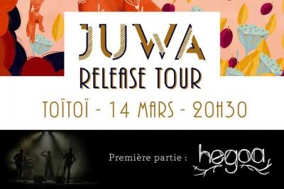 Juwa et Hegoa à Villeurbanne