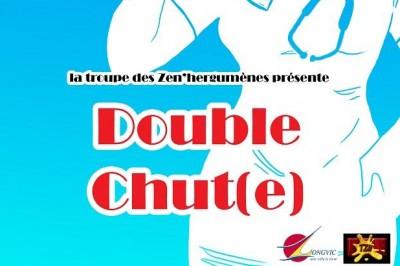 Double chute à Dijon