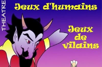 Jeux d'humains, jeux de vilains à Dijon