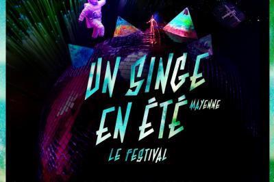 Festival Un Singe en Été #6 2020